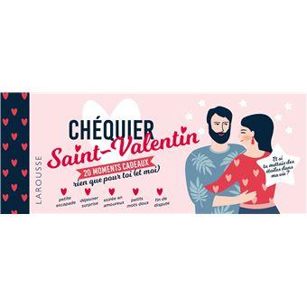 Chéquier spécial couple 2019