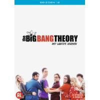 Big bang theory S12-BIL-Bluray