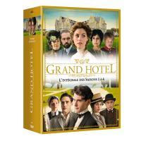 Coffret Grand Hôtel Saisons 1 à 4 DVD