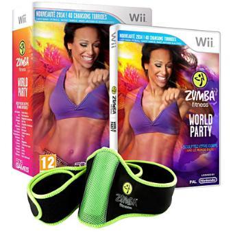 c7a5e06d7a6 Zumba World Party Wii - Jeux vidéo - Achat   prix