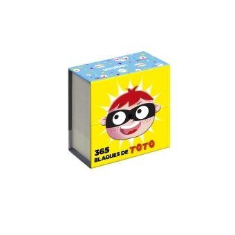 Les Blagues De Toto Mini Calendrier 365 Blagues De Toto
