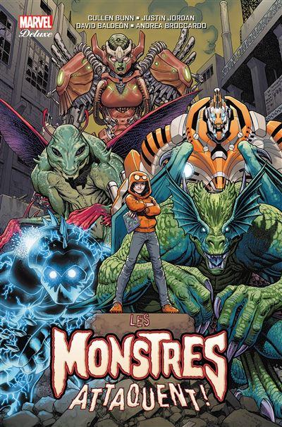 Les monstres attaquent T02 : Le cheminement