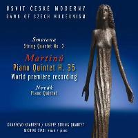 Quatuor à cordes - Quintettes piano