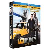 Taxi Brooklyn Saison 1 Coffret Blu-ray