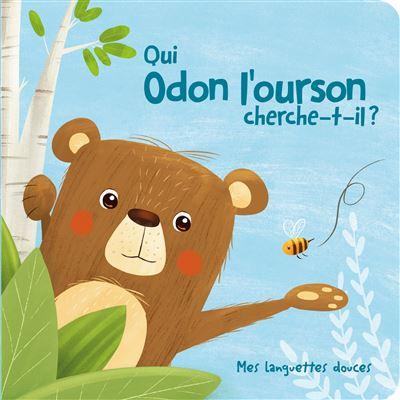 Qui Odon l'ourson cherche-t-il ?
