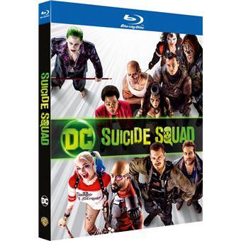 Suicide SquadSuicide Squad Blu-Ray