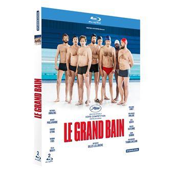 Le grand bain Blu-ray