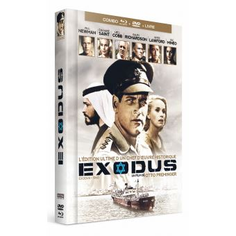 Exodus/combo/livre