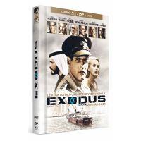 Exodus Combo Blu-ray DVD