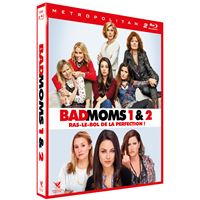 Coffret Bad Moms 1 et 2 Blu-ray