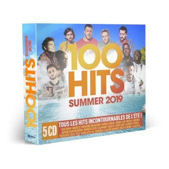 100 HITS SUMMER 2019/5CD
