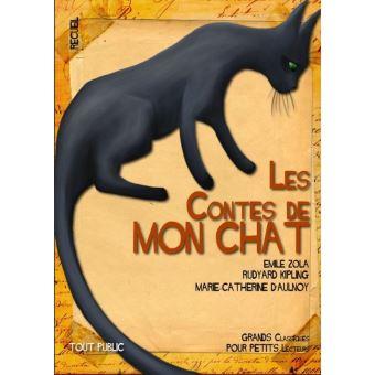 8d39fa030bb0 Grands classiques pour petits lecteurs - Les Contes de mon chat ...