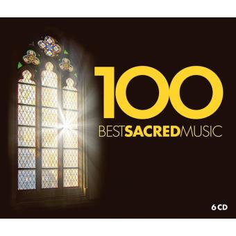 100 BEST SACRED WORKS/6CD