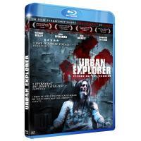 Urban Explorer : Le sous-sol de la peur Blu-Ray