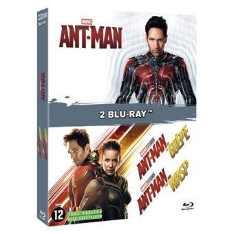 Ant-manCoffret Ant-Man 1 et 2 Blu-ray