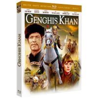 Genghis Khan Blu-ray