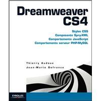 Dreamweaver cs4. styles css. composants spry-xml. comportements javascript. comp