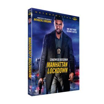 Manhattan Lockdown DVD