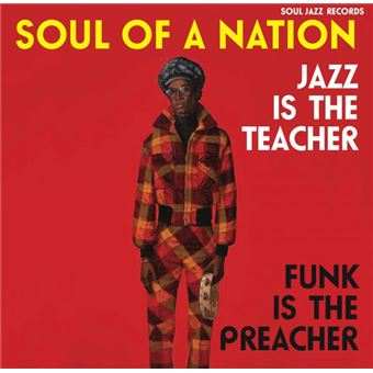 SOUL OF A NATION JAZZ IS