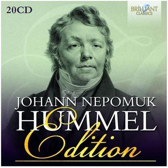 Hummel Edition Coffret 20 CD