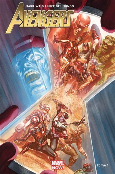 Avengers t01 - guerre totale