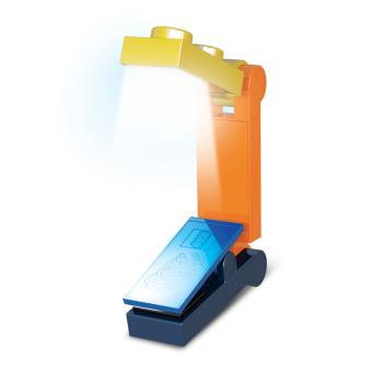 lampe de lecture led lego the movie autre produit d riv. Black Bedroom Furniture Sets. Home Design Ideas