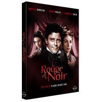 Le Rouge et le Noir DVD