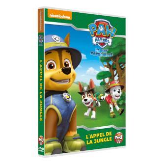 Pat' PatrouillePat' Patrouille Volume 16 L'appel de la jungle DVD