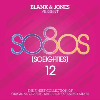 Blank & Jones Presents: So 80s Vol 12 - 2CD