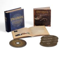 The Lord of The Rings : The Two Towers The Complete Recordings Coffret Edition Deluxe Inclus Blu-ray Audio