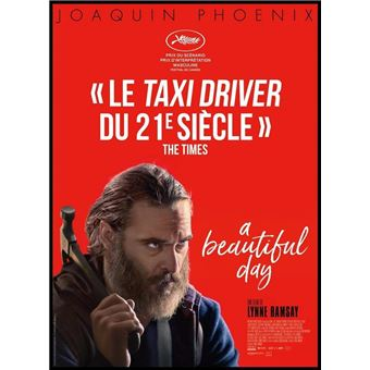 A Beautiful Day Blu-ray