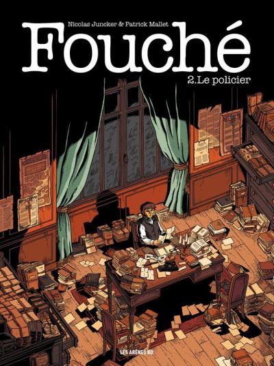 Fouché - Tome 2 - Fouché – Le policier - 9782352047124 - 4,99 €