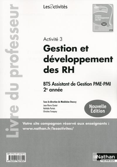Activite 3 bts 2 assist gest