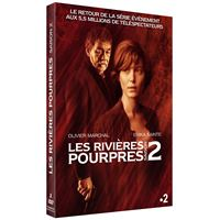 Les Rivières pourpres Saison 2 DVD