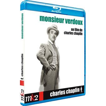 Monsieur Verdoux Blu-Ray