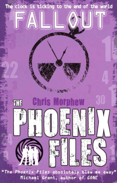 The phoenix files 05. fallout