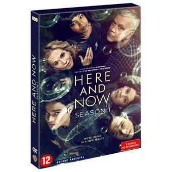 Here NowHere And Now Saison 1 DVD