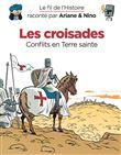 Les croisades / textes, Fabrice Erre | Erre, Fabrice (1973-....). Auteur