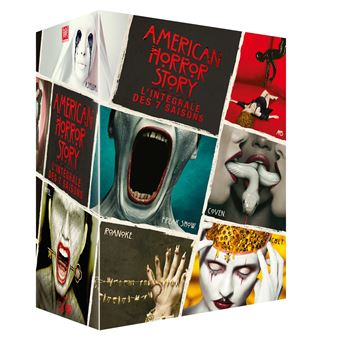 American Horror StoryCoffret American Horror Story Saisons 1 à 7 DVD