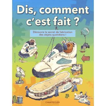 Dis Comment C Est Fait Paperback Collectif Boek Alle Boeken