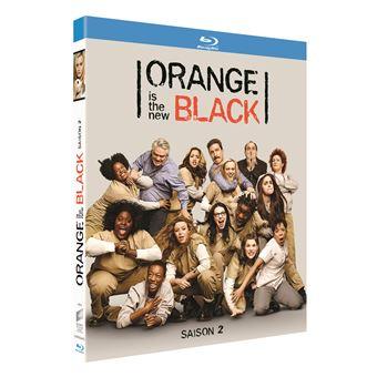 Orange is the New BlackOrange Is the New Black Saison 2 Blu-ray