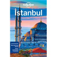 ISTANBUL 2017 LONELY PLANET