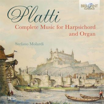COMPLETE MUSIC FOR HARPSICHORD AND ORGAN