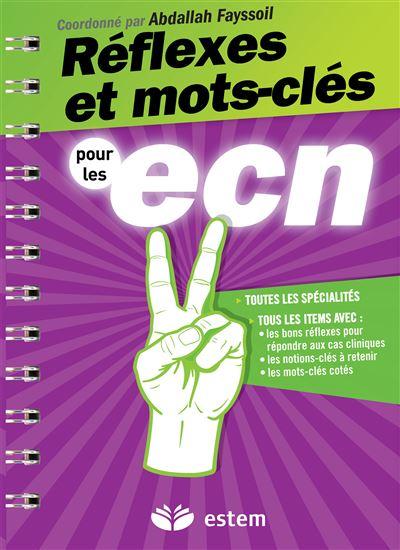 Reflexes et mots-clés pour les ECN