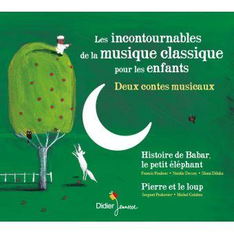Les incontournables de la musique classique pour les enfants