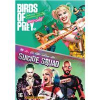 Coffret Birds of Prey et la fantabuleuse histoire de Harley Quinn Suicide Squad DVD
