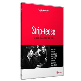 Strip-tease DVD