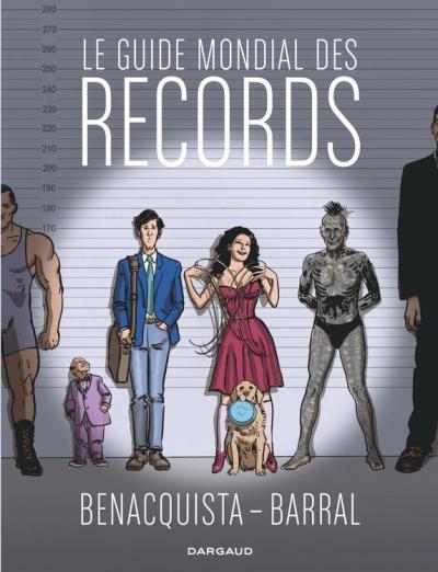 Guide mondial des records (Le) - 9782205169836 - 9,99 €