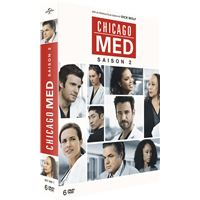 Chicago Med Saison 2 DVD