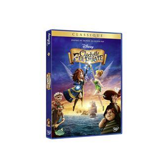 Fée ClochetteClochette et la Fée Pirate DVD